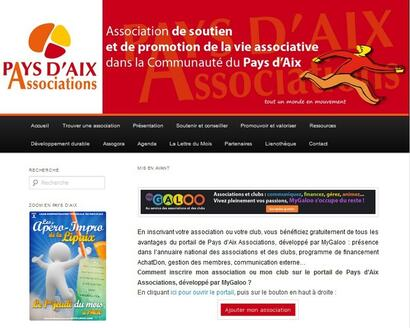 Pays d'Aix Associations