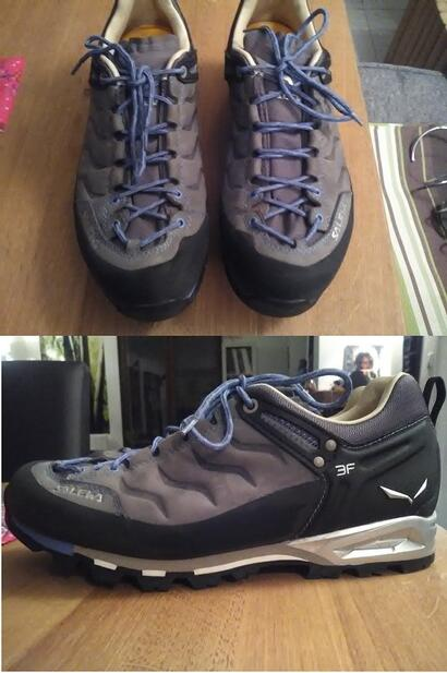 Vends chaussures NEUVES rando/approche